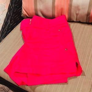 ❤️ Cache Pink Shorts